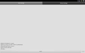 Engelsiz : DNS Changer 1.1.9   app screenshot
