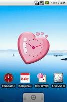 Screenshot of Widget Clock_NAH101