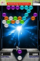 Screenshot of Space Bubble Buster