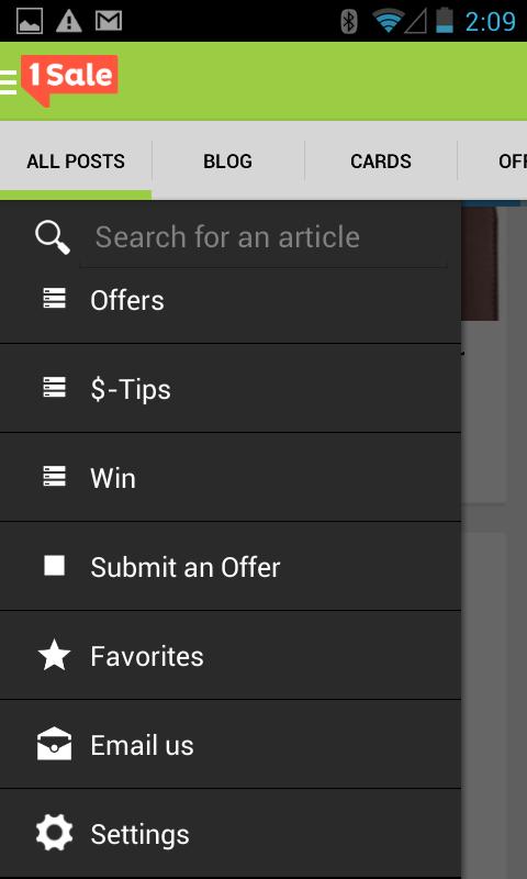1Sale.com- screenshot