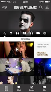 Robbie Williams- screenshot thumbnail