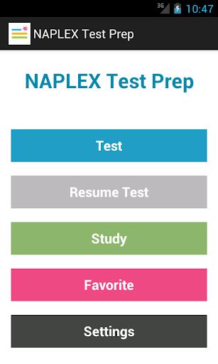 NAPLEX Test Prep