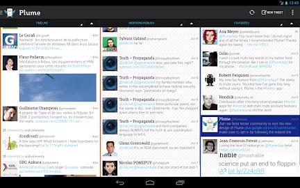 Plume for Twitter Screenshot 2