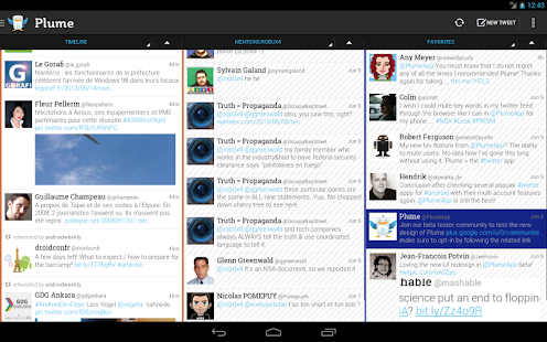Plume for Twitter Screenshot 16