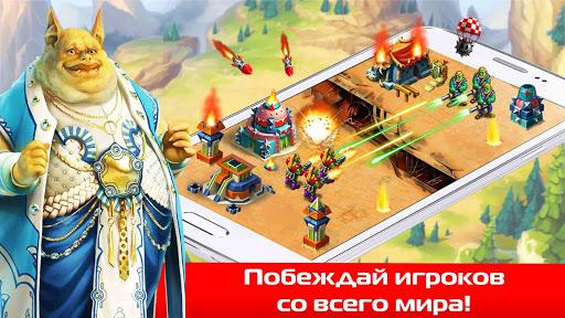 Повелитель Орков для Вконтакте для планшетов на Android