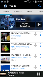 YOUZEEK Free Music Streaming- screenshot thumbnail