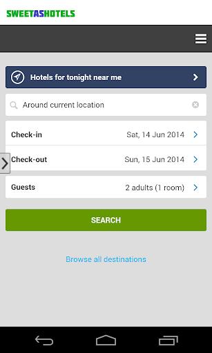 Sweet as Hotels