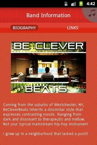 Be Clever Beats - screenshot