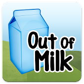Out of Milk Lista de la Compra