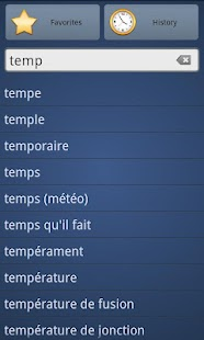 French Malagasy Dictionary Fr
