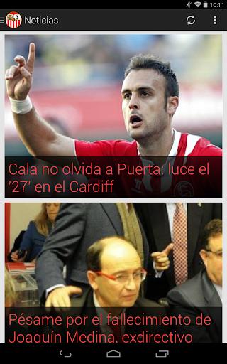 Sevilla FC Móvil