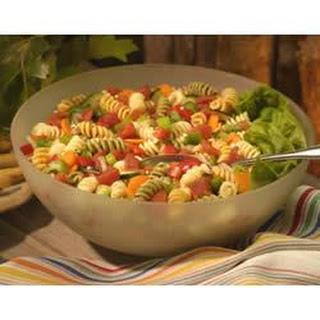 Garden Pasta Salad.