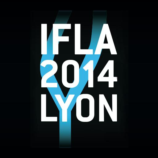IFLA WLIC 2014 LOGO-APP點子