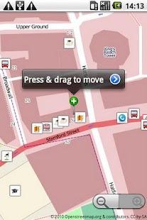 Mapzen POI Collector- screenshot thumbnail