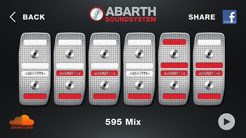 ABARTH SOUNDSYSTEM - screenshot
