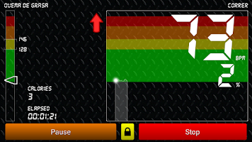 Screenshot of Cardio Training