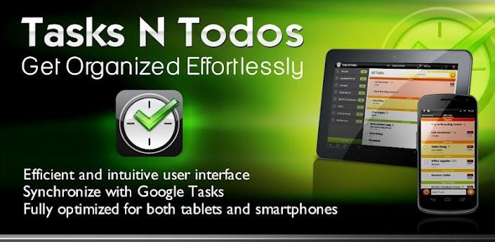 [ANDROID] TNT Pro - ToDo list v1.1.8 .apk - ITA