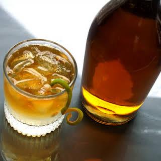 DIY Spiced Rum.
