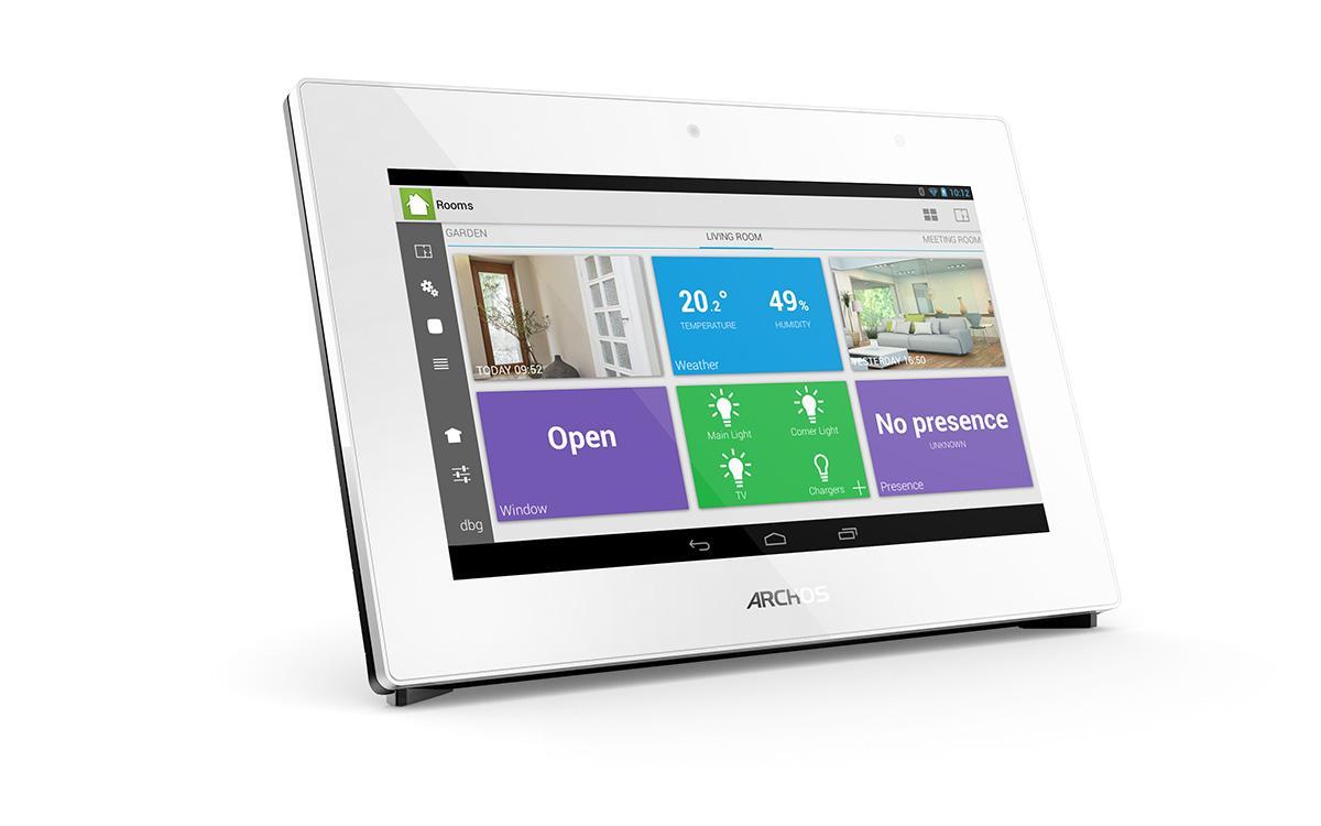 Archos Smart Home Gateway - screenshot