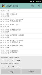 Easy Subtitles Premium v1.9.7