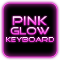Pink Glow Better Keyboard Skin logo