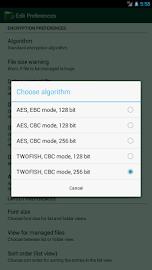 Encryption Manager Lite Screenshot 7