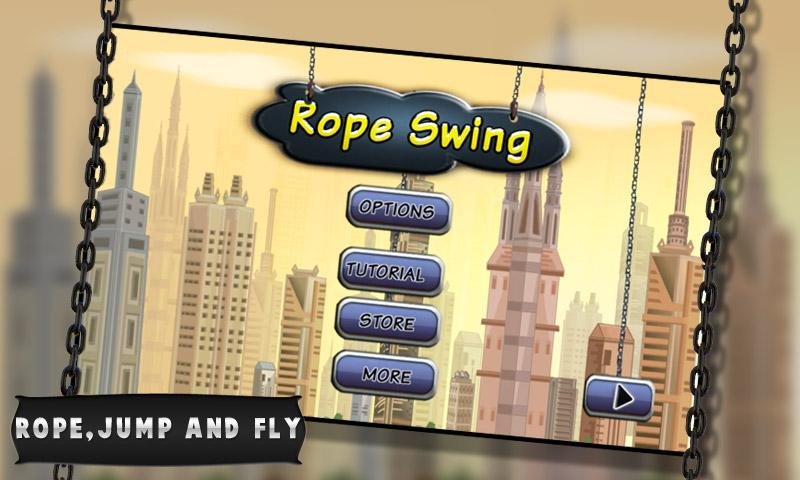 Rope Swing - screenshot