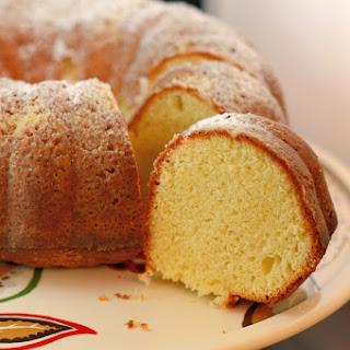 Cardamom Lemon Cake