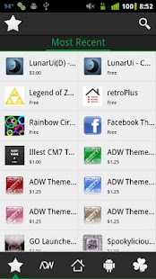 N3xGen Theme Manager - screenshot thumbnail