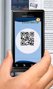 Leitor Vivo: QR Codes - screenshot thumbnail