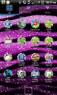 THEME|ZebraDiamonds - screenshot thumbnail