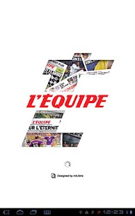 L'Equipe - Le Quotidien - screenshot thumbnail