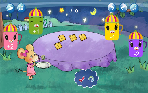 玩免費解謎APP|下載キャンディとフルーツ:キミのピクニック app不用錢|硬是要APP