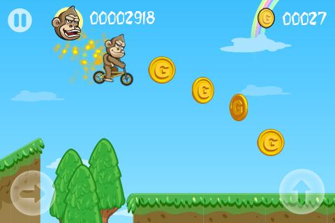 BMX Crazy Bike - screenshot