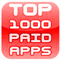 Top 1000 Free Apps logo