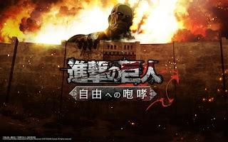 Screenshot of 進撃の巨人 -自由への咆哮- [公式]