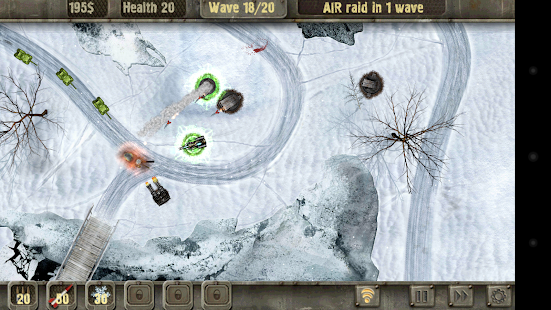 Defense zone HD Lite - screenshot thumbnail