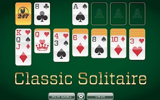 Screenshot of 247 Solitaire + Freecell PRO