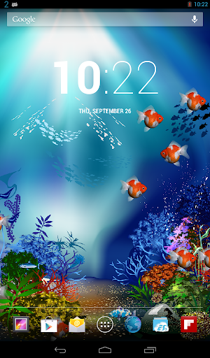 【免費個人化App】真正的魚動態壁紙免費下載-APP點子
