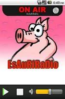 Screenshot of EsAuRiRadio