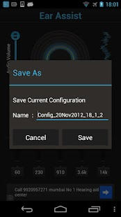 Ear Assist: Hearing Aid App- screenshot thumbnail