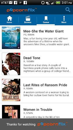 Popcornflix™-Great Movies Free 2.7 screenshot 206258