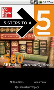 500 AP English Literature Ques- screenshot thumbnail