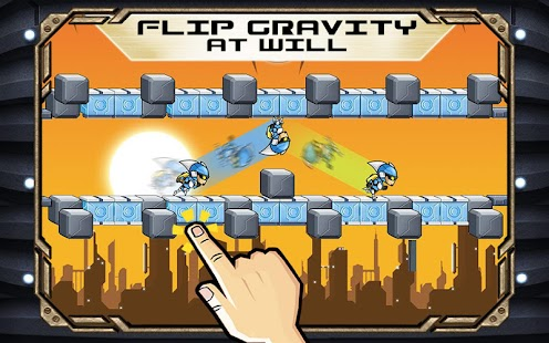 Gravity Guy FREE - screenshot thumbnail