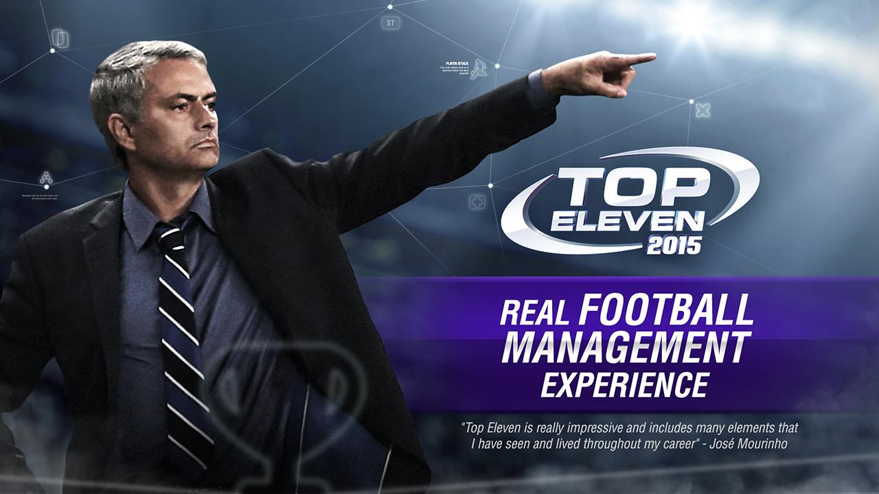 Top Eleven Be a Soccer Manager - screenshot