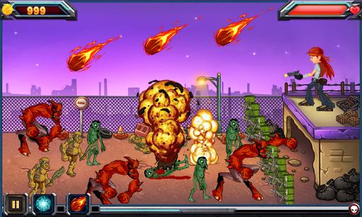Zombie Killer Attack