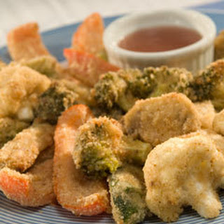 Oven Vegetable Poppers.