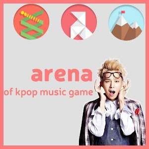 Arena of Kpop Music Game 音樂 App LOGO-硬是要APP