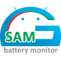 GSam Battery Monitor icon