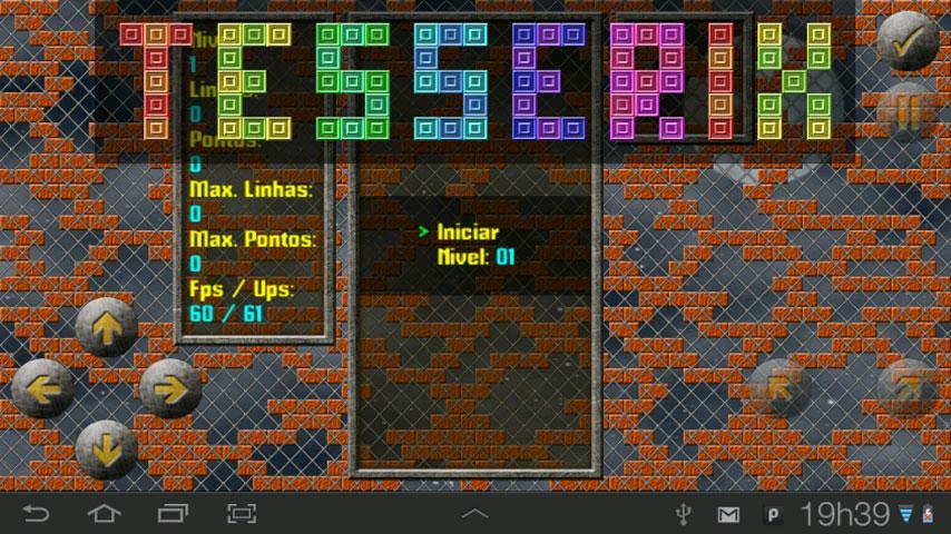 Tesserix- screenshot